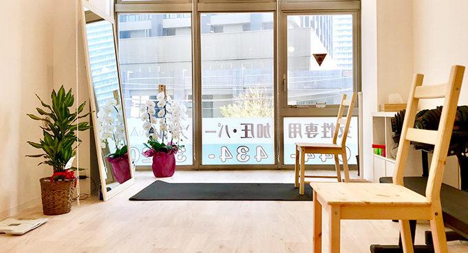 パーソナルトレーニングスタジオ SuAi 武蔵小杉店 トレーニングルームです