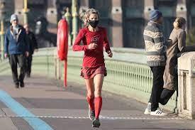 CNN.co.jp : マスクしての運動、肺機能に重大障害起きず 米加研究者